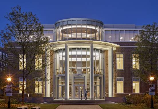 Harvard Business School Ruth Mulan Chu Chao Center