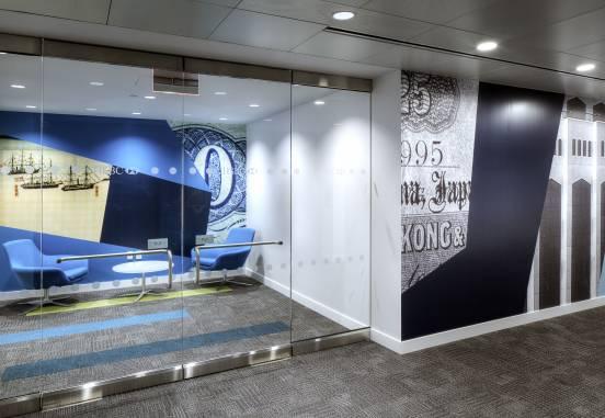 HSBC BANK, 1 WEST 39th STREET, FLOORS 8 & 9 | Vanderweil