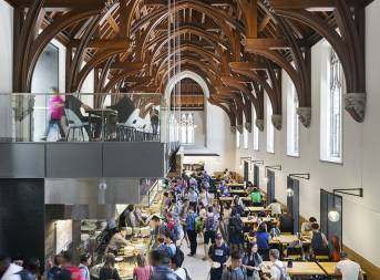 Duke University Dining Hall Pictures to Pin on Pinterest ...